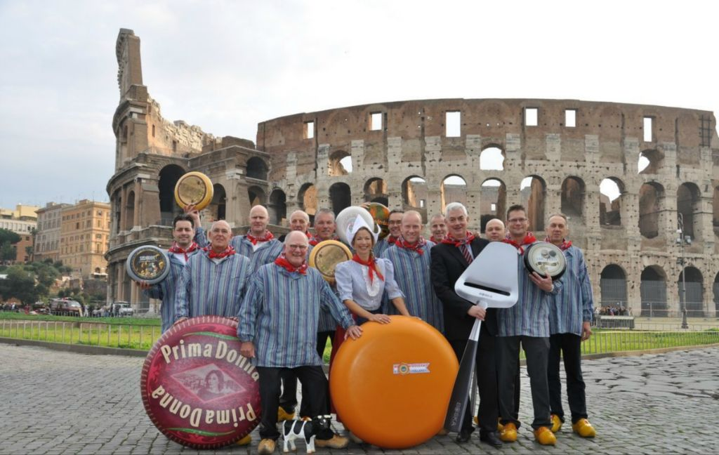Prima Donna in Rome
